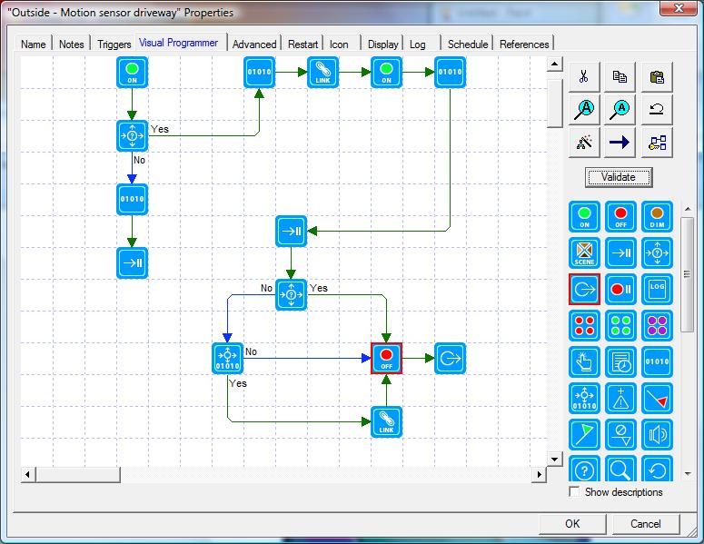 home control assistant visual programmer - Visual Home Design